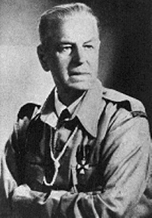 ColonelOleg Ivanovich Pantyukhov (1882-1973)