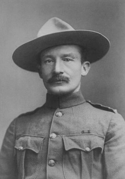 Robert Baden-Powell (1857-1941),