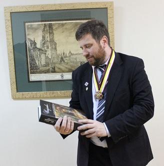 Russian historian and author Pyotr Multatuli