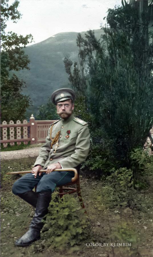 Nicholas II, Crimea, May 1914 | Photo © Olga Shirnina