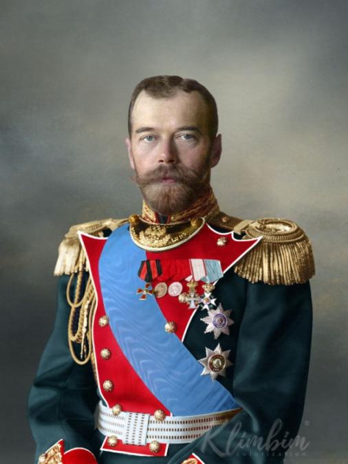 Nicholas II | Photo © Olga Shirnina