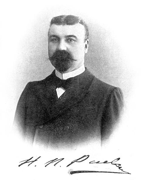 Chief Procurator of the Holy Synod, Nikolai Pavlovich Raev (1855-1919)