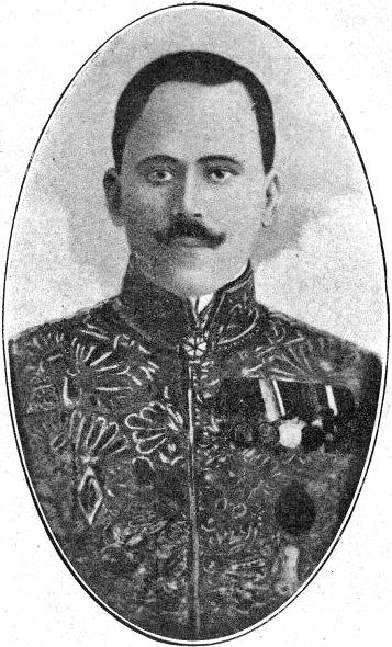 Prince Nikolai Davidovich Zhevakhov (1874-1946)